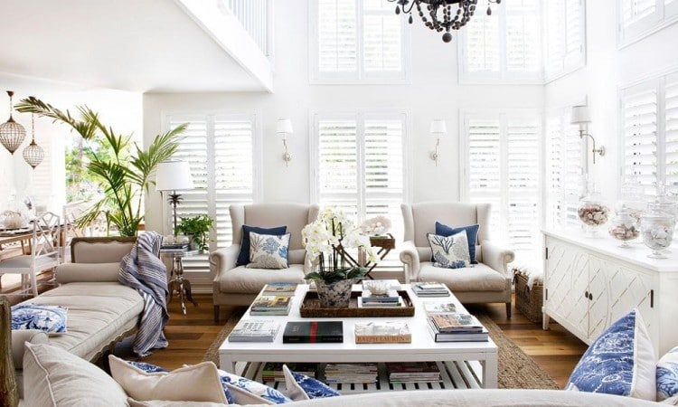 How To Achieve A Hamptons Style Home Andersens Flooring