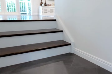 Transitioning Between Floors in the Home