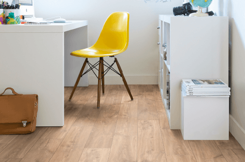 How to get scratches out of wooden floors