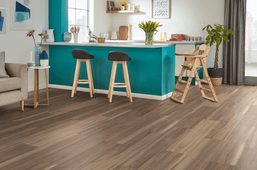Vinyl Flooring makes a comeback in 2017